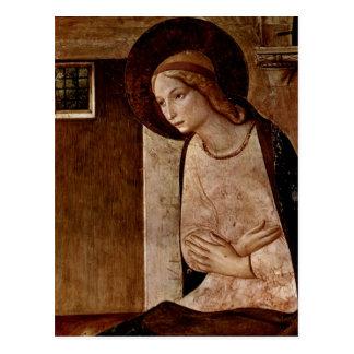Cartão Postal Genannt do Fra Angelico auch: Beato Angelico; Gio