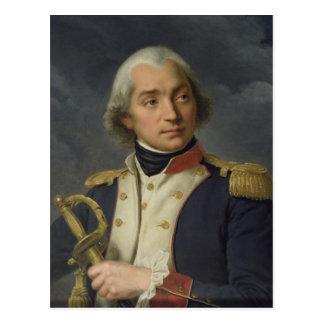 Cartão Postal General Charles Pichegru