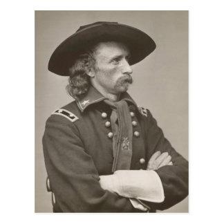 Cartão Postal George Armstrong Custer