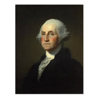 Cartão Postal George Washington