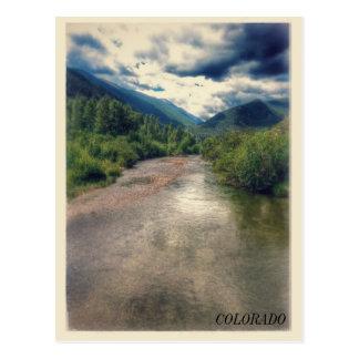 Cartão Postal Georgetown, Colorado