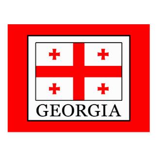 Cartão Postal Geórgia