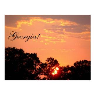 Cartão Postal Geórgia!