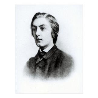 Cartão Postal Gerard Manley Hopkins