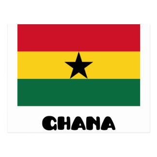 Cartão Postal Ghana