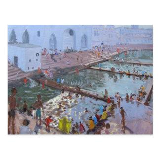 Cartão Postal Ghats Rajasthan de Pushkar