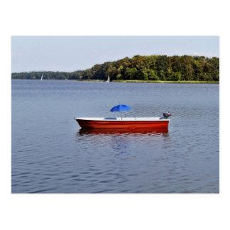 Cartão postal - giro de barca