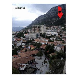 Cartão Postal Gjirokastër, Albânia - Shqipëria