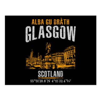Cartão Postal Glasgow