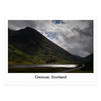 Cartão Postal Glencoe