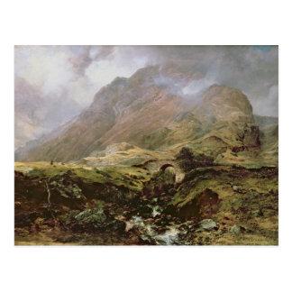 Cartão Postal Glencoe, 1847