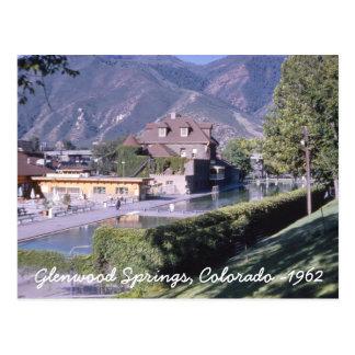 Cartão Postal Glenwood Springs Colorado