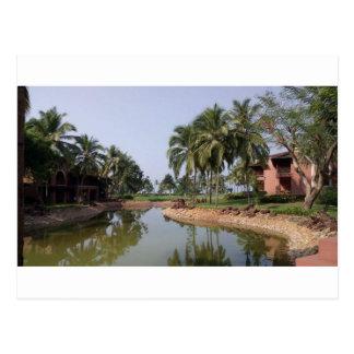 Cartão Postal Goa India
