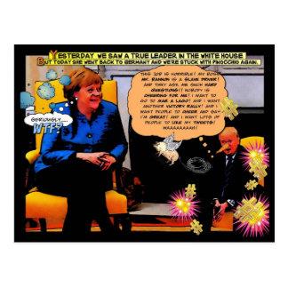 Cartão Postal GOP e Pinocchio