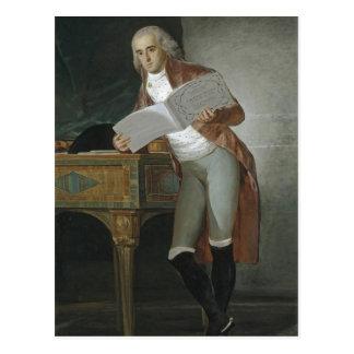 Cartão Postal Goya sumário y Lucientes, Francisco de Don Jos? ?