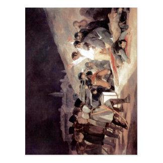 Cartão Postal Goya y Lucientes, Francisco de Erschie? Auf do der