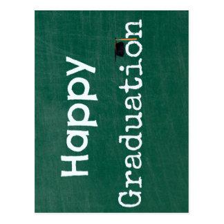 Cartão Postal Graduação feliz