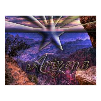 Cartão Postal Grand Canyon, arizona EUA