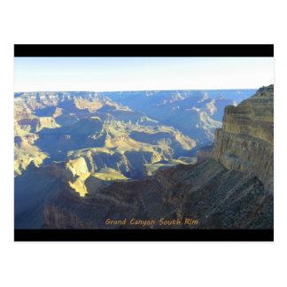 Cartão Postal Grand Canyon (borda sul)