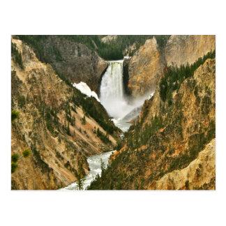 Cartão Postal Grand Canyon de Yellowstone