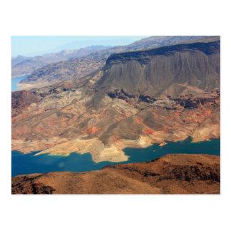 Cartão Postal Grand Canyon do Rio Colorado