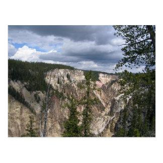 Cartão Postal Grand Canyon do Yellowstone