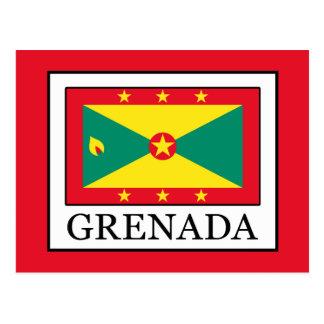 Cartão Postal Grenada