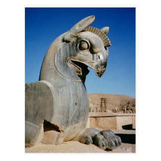 Cartão Postal Grifo gigante, persa, c.516-465 BC