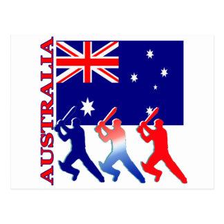 Cartão Postal Grilo Austrália