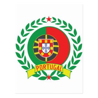 Cartão Postal Grinalda de Portugal
