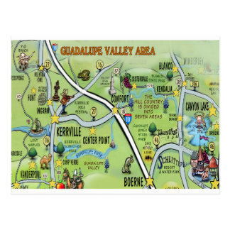 Cartão Postal Guadalupe Valley