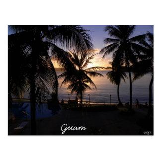 Cartão Postal Guam
