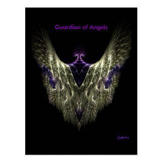Cartão Postal Guardião dos anjos