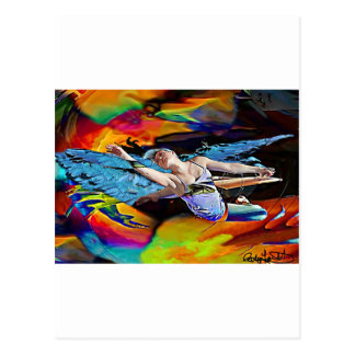 Cartão Postal Guerreiro Goddess.jpg de Sky Hawk