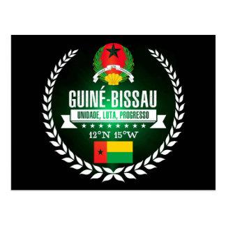 Cartão Postal Guiné-Bissau