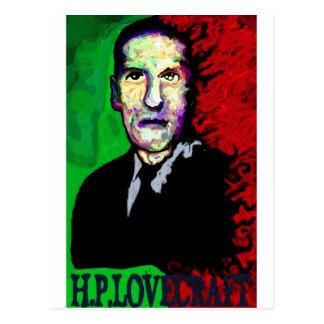 Cartão Postal H.P.Lovecraft 1939