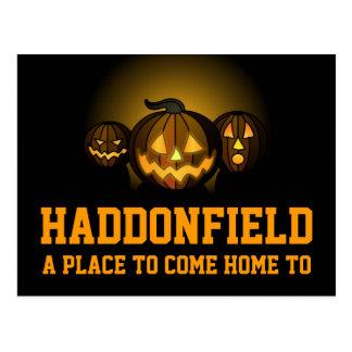 Cartão Postal Haddonfield