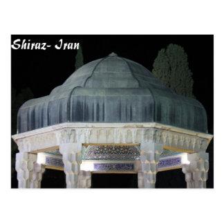 Cartão Postal Hafezieh