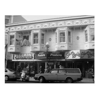 Cartão Postal Haight ashbury em San Francisco