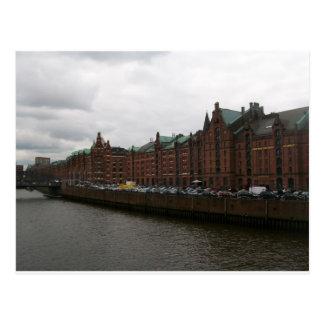 Cartão Postal Hamburgo