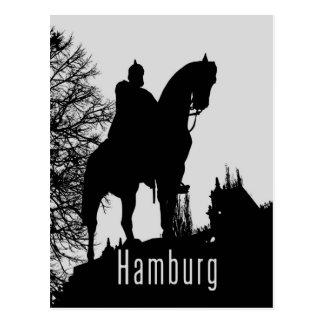 Cartão Postal Hamburgo, Alemanha