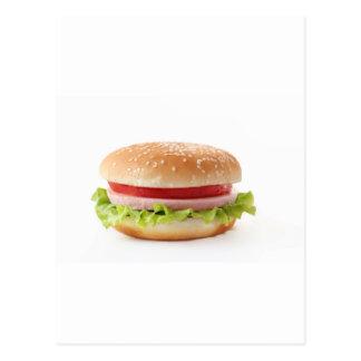 Cartão Postal hamburguer