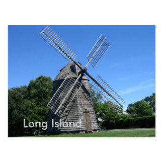 Cartão Postal Hamptons, Long Island