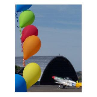 Cartão Postal Hangar