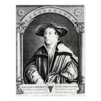 Cartão Postal Hans Holbein o mais novo