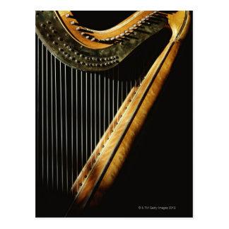 Cartão Postal Harpa Sunlit