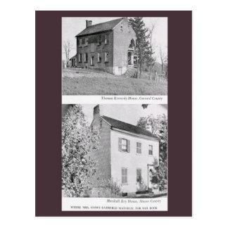 Cartão Postal Harriet Beecher Stowe