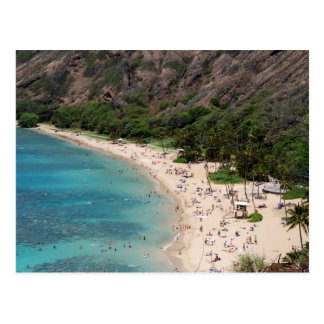 Cartão Postal Havaí
