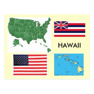 Cartão Postal Havaí, EUA