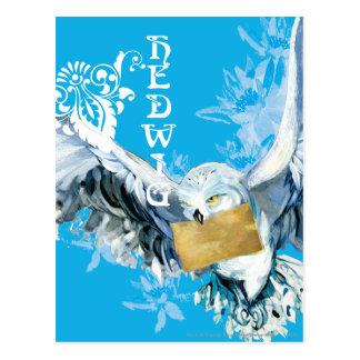 Cartão Postal Hedwig